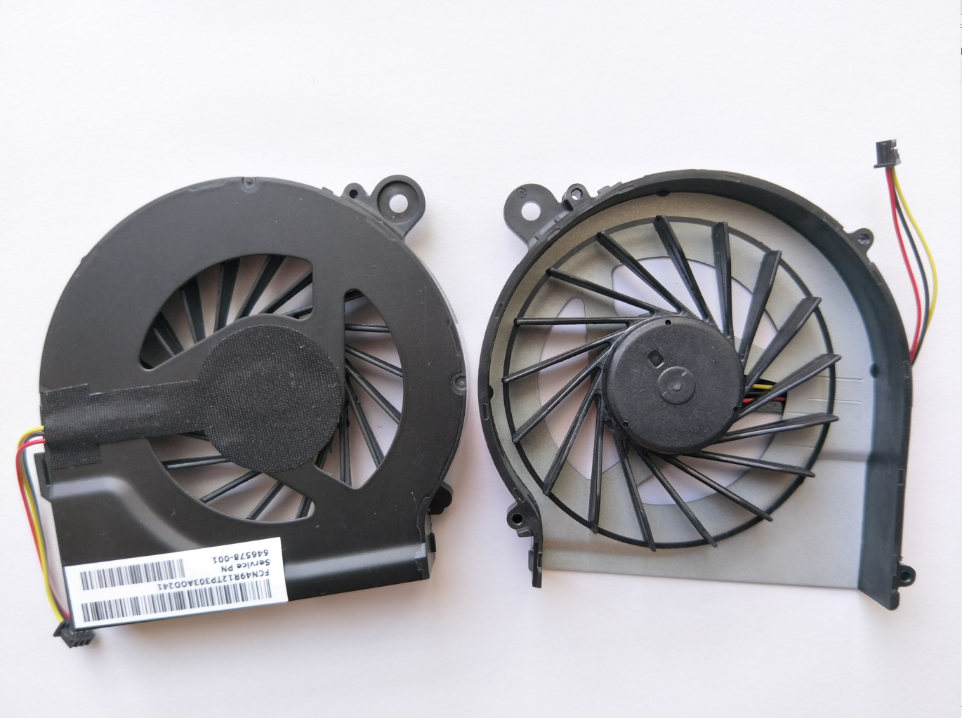 Laptop fan HP Pavilion G7 G6 G4 646578-001 KSB06105HA
