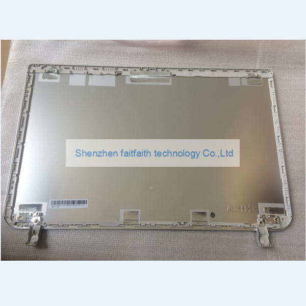 LCD Back cover For Toshiba Satellite L50-B S55T-B DTG33BL 0150526 silver