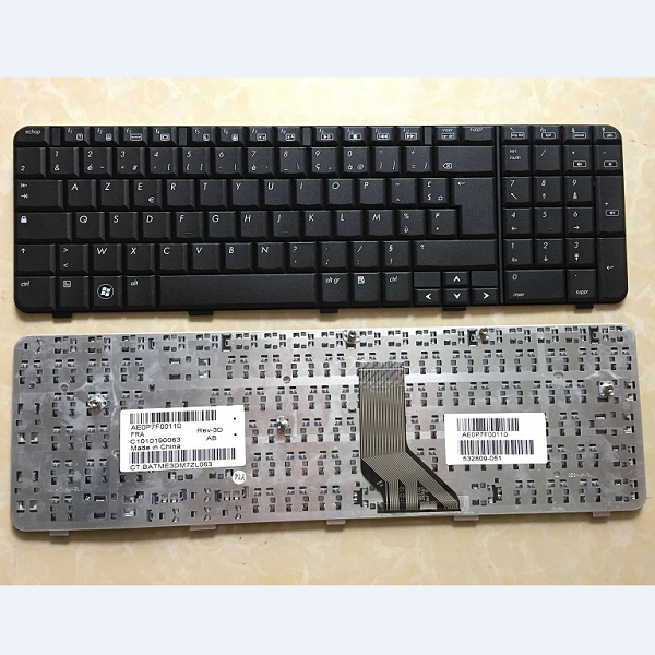 Keyboard HP COMPAQ CQ71 G71 G71T-300 G71-449WM FR
