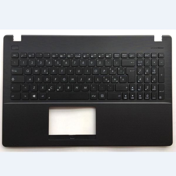 Keyboard Asus X551C X551M F551C F551M D550 D550DM Italian black with topcase