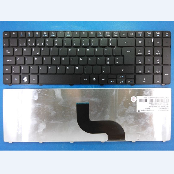 Keyboard Acer Aspire 5741 5741G 5741Z 5741ZG 5742 5742G PT black