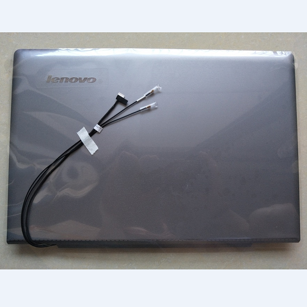 Lcd back cover Lenovo Ideapad U330 U330T 3CLZ5LCLV30 Silver with Touch Rear Lid